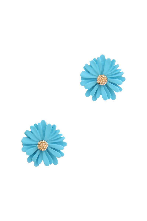 Flower Stud Earring - Babe Shoppe