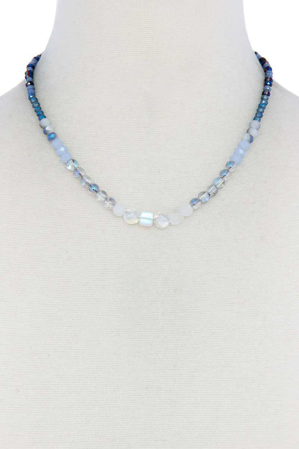 Beaded Necklace - Babe Shoppe
