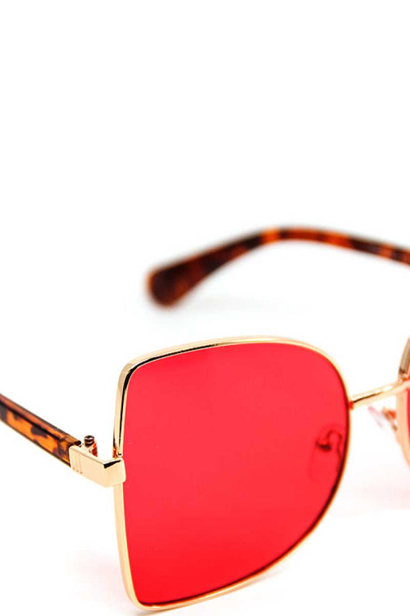 Modern Fashion Chic Colored Sunglasses - Babe Shoppe