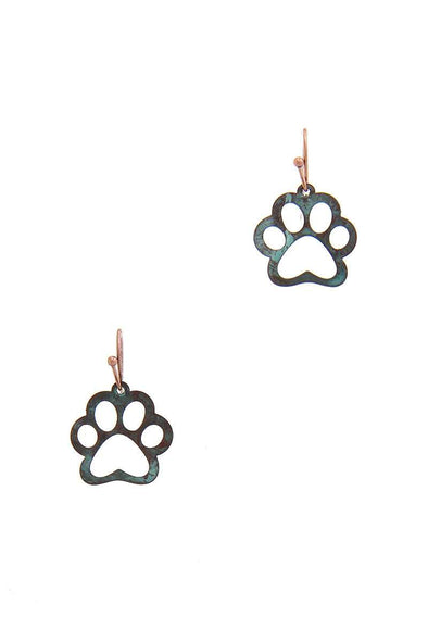 Paw Drop Earring - Babe Shoppe