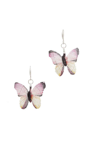 Butterfly Necklace - Babe Shoppe