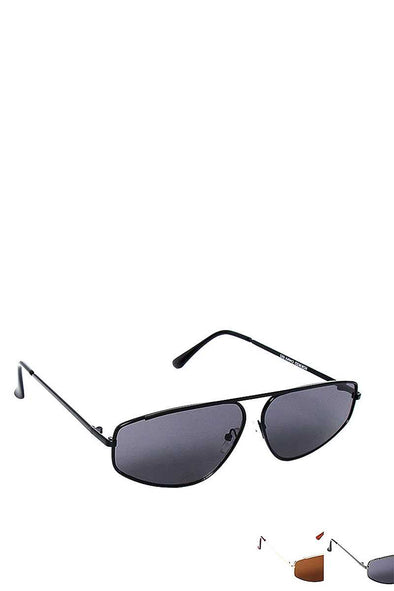 Fashion Aviator Retro Sunglasses - Babe Shoppe
