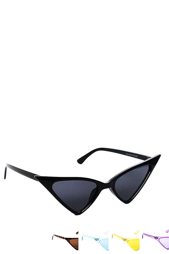 Designer Chic Butterfly Sexy Sunglasses - Babe Shoppe