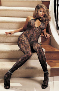 Black bodystockings