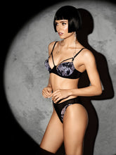 Dark Moon designer lingerie Set