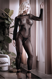 Sexy Footless Bodystocking