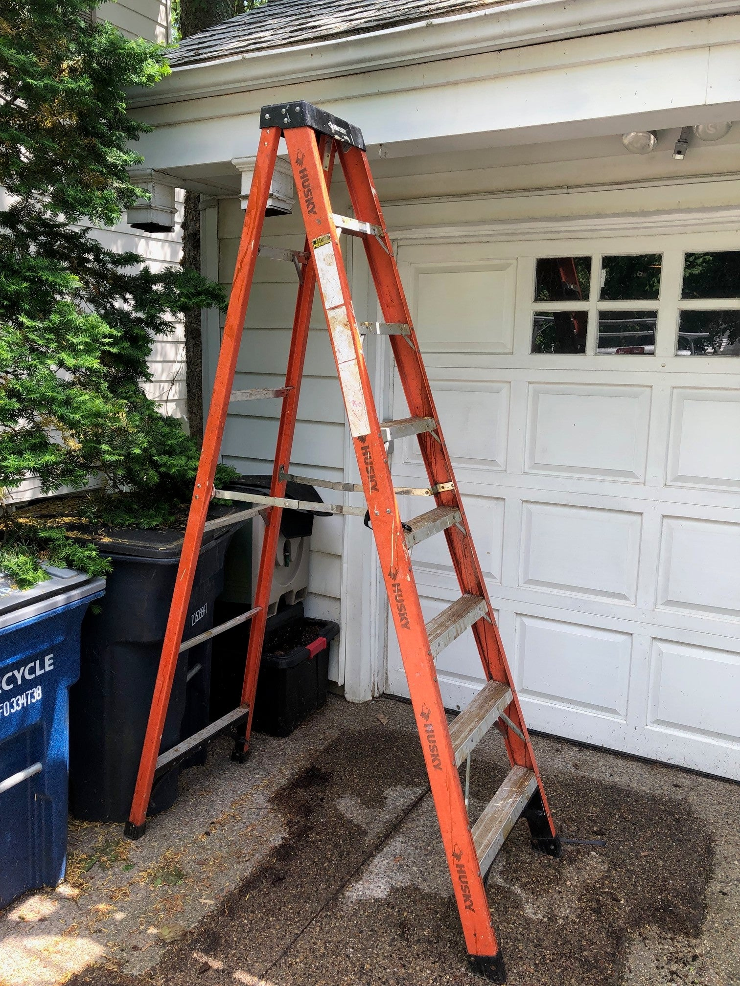 13 Reasons Why People Fall Off Step Ladders