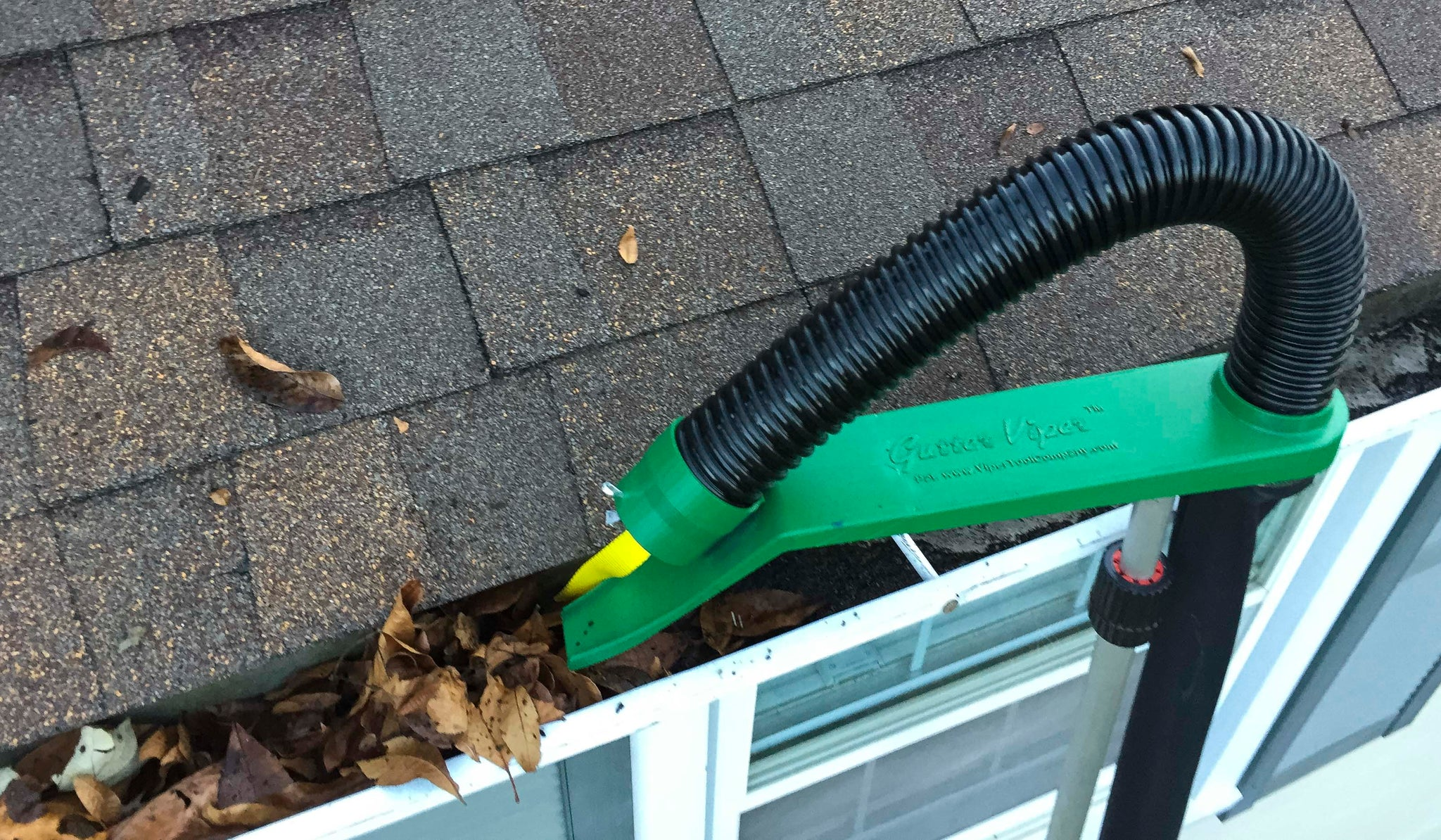 Viper Tool Company Gutter Viper Clean Your 2 Story