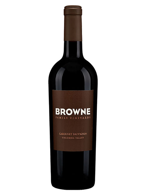 2015 Browne Family Vineyards Columbia Valley Cabernet Sauvignon