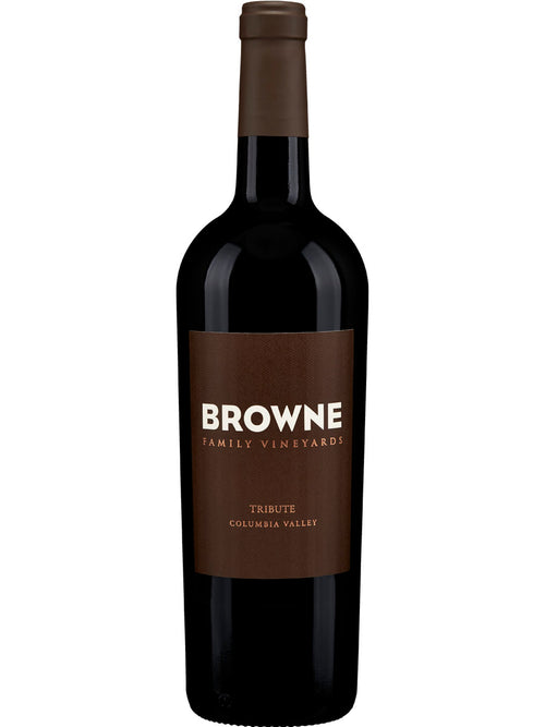 2015 Browne Family Vineyards Columbia Valley Tribute Red Blend
