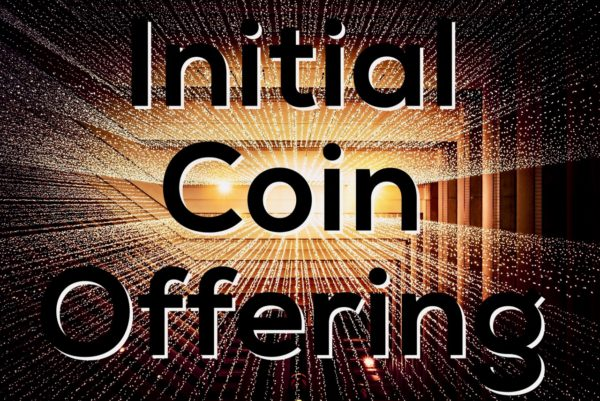 Initial Coin Offering and tokens