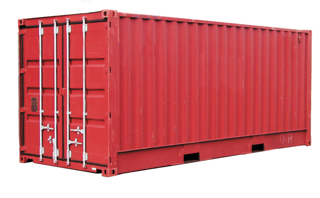 20' DV container shipping from Limassol, Cyprus to Ravenna, Italy