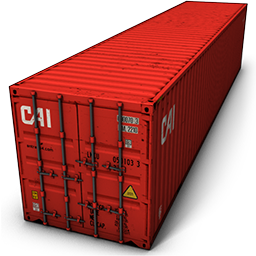 40'DV/HC container Shipping from Limassol, Cyprus to Valencia, Spain