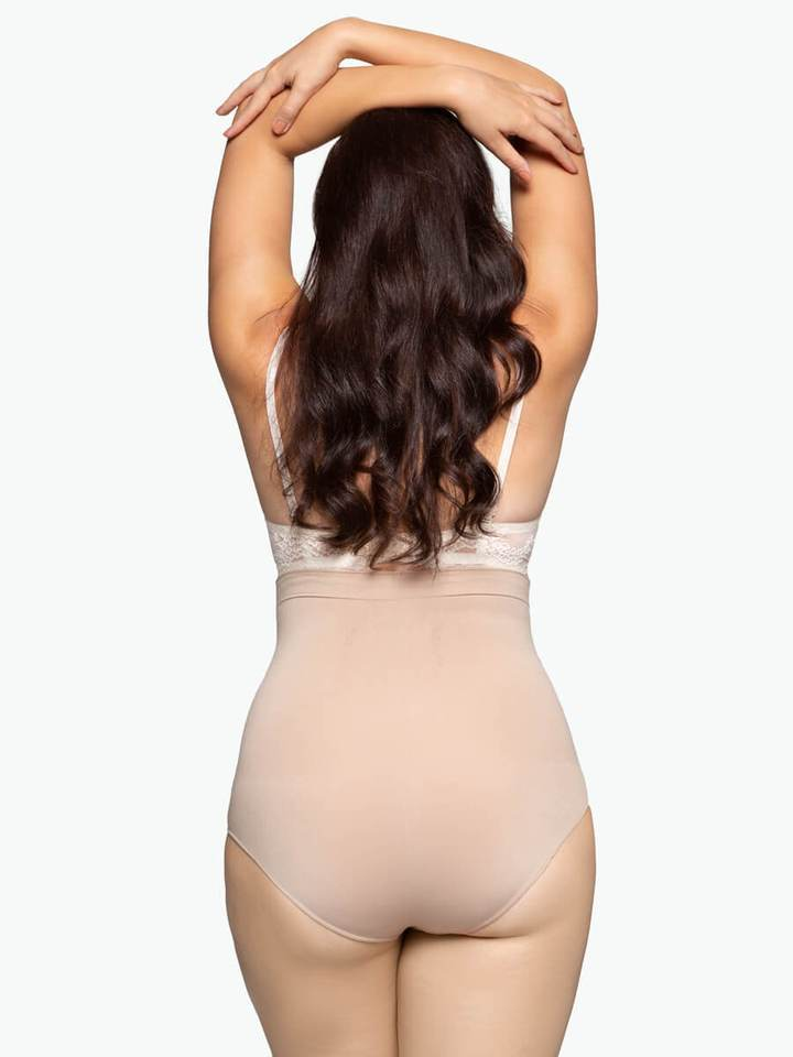 High-Waisted Shaping Panties