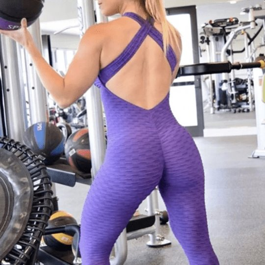 One Piece Workout Jumpsuit X Booty Lifting Shaper™ Athletics
