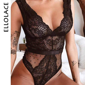 Summer Lace Bodysuit