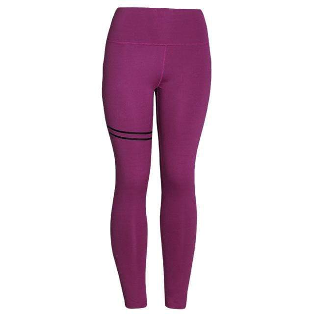 Classic 2 Lines Workout Leggings