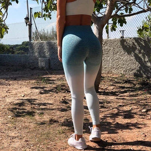 Push Up Ombre Leggings