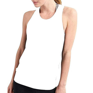 Open Back Sport Tank Tops Shaper™ Athletics