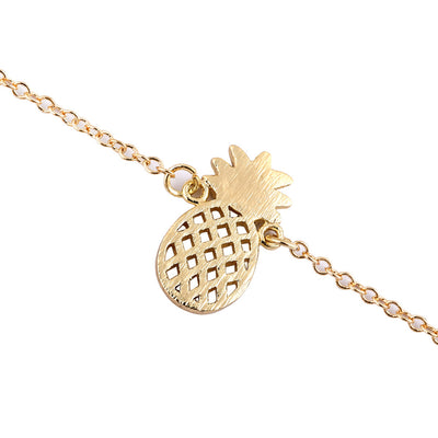 Pineapple Fruit Bracelet
