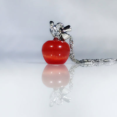 Teacher Apple Necklace Offer!