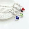 Heart In a Bottle Necklace