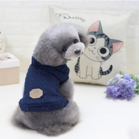 dogestyles-blue-knitted-dog-jumper-back
