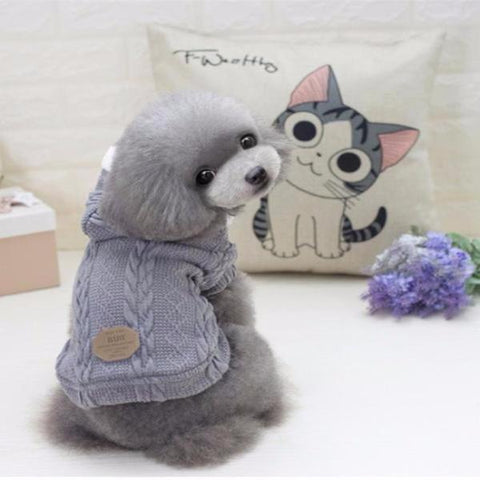 dogestyles-grey-knitted-dog-jumper-back