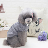 dogestyles-grey-knitted-dog-jumper-side
