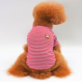 dogestyles-red-striped-dog-pyjamas-back