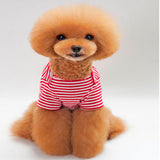 dogestyles-red-striped-dog-pyjamas-front