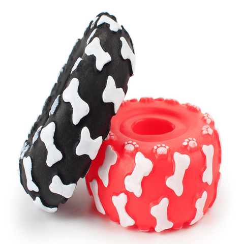 dogestyles-black-red-truck-tyre-dog-toy