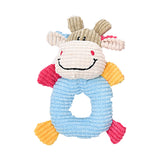 dogestyles-plush-cow-blue-ring-body-dog-toy-front