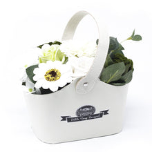 Petite Soap Flower - Basket