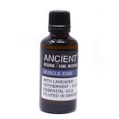 Muscle Ease Massage Oil - 50ml