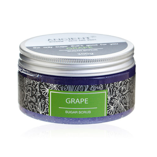Grape Body Sugar Scrub - 300g