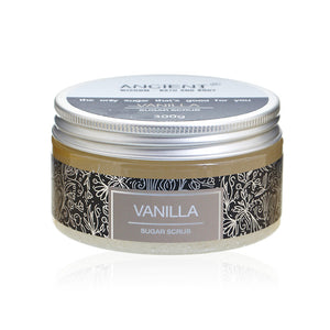 Vanilla Body Sugar Scrub - 300g