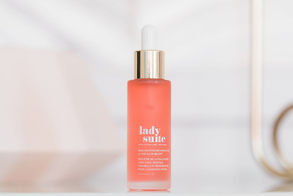 Rejuvenating Botanical Oil - LADY SUITE - The Bloomi