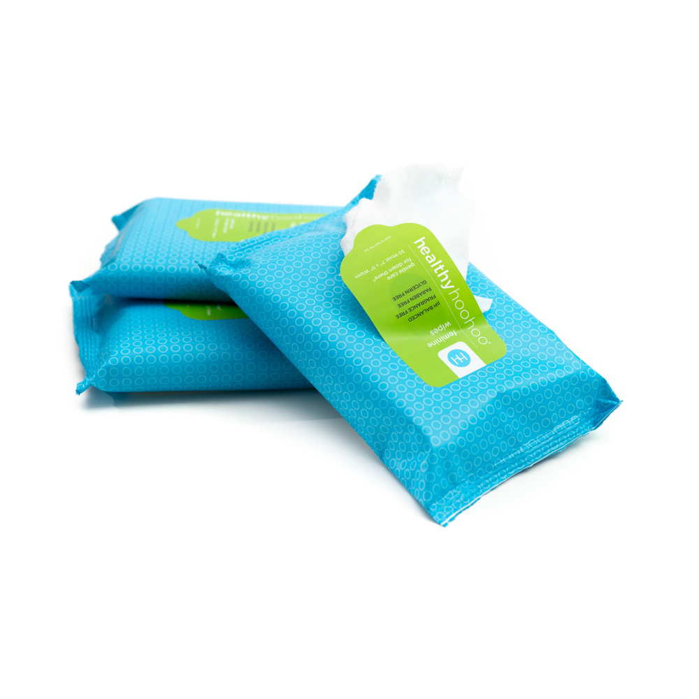 pH Balanced Wipes - healthy hoohoo - The Bloomi