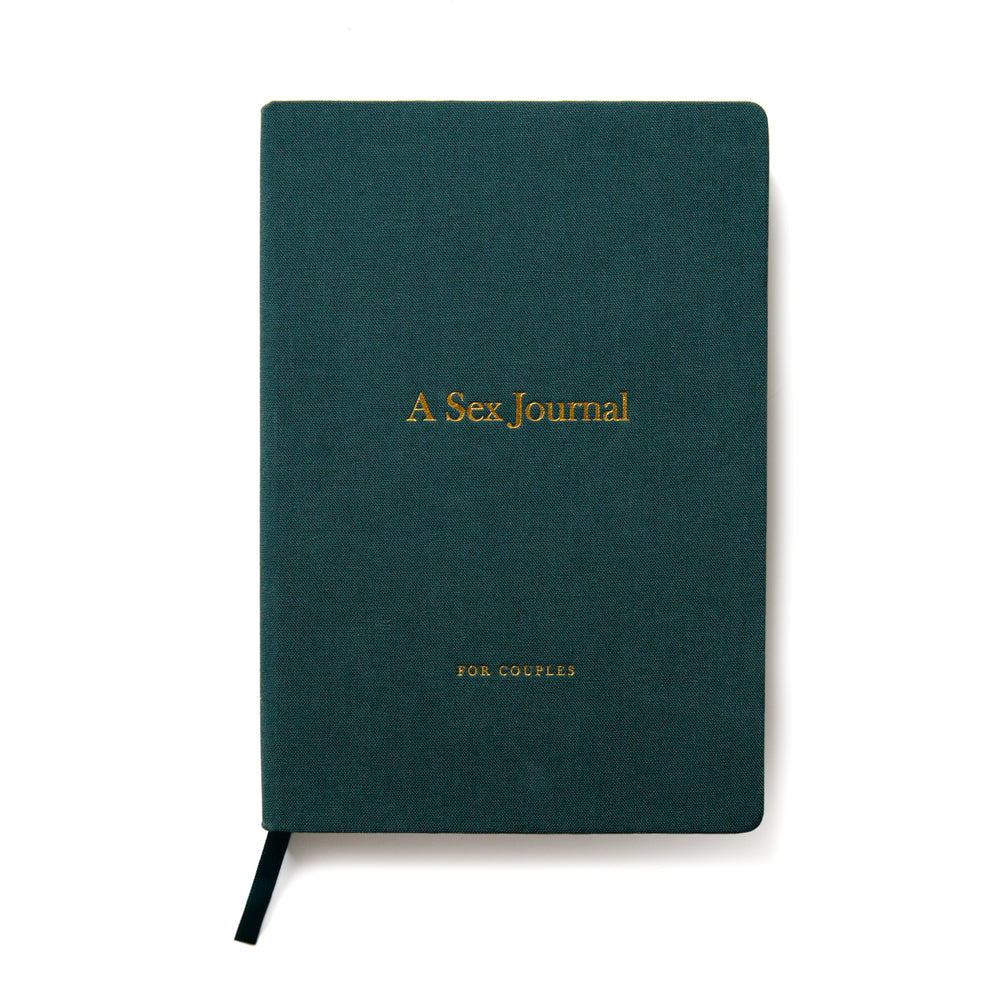 A Sex Journal Book for Couples - The Bloomi