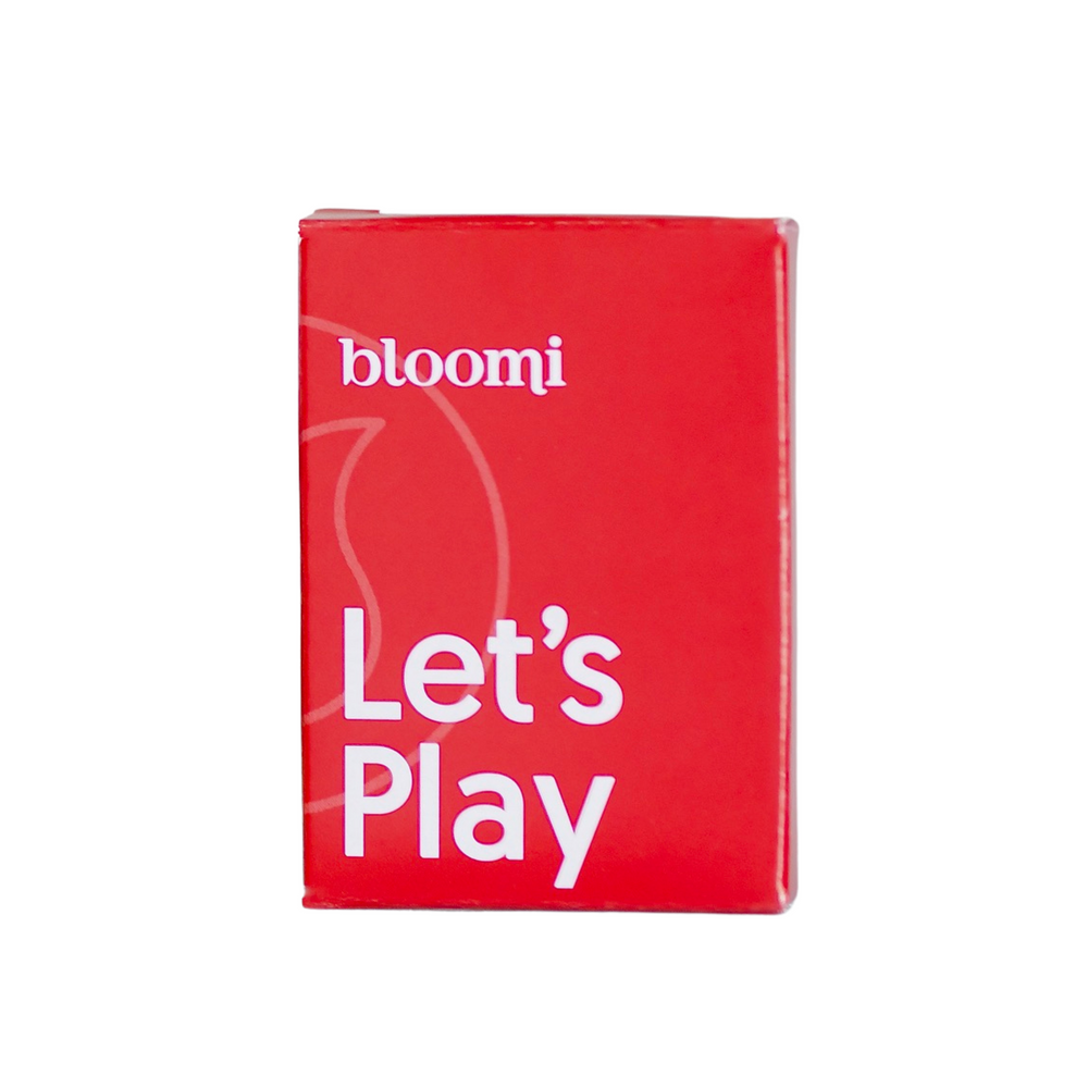 Bloomi Let's Play Cards - Lust - The Bloomi