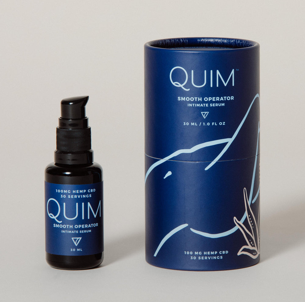 Smooth Operator Intimate Serum - Quim - The Bloomi