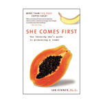 She Comes First (for Male Partners) - Book - The Bloomi