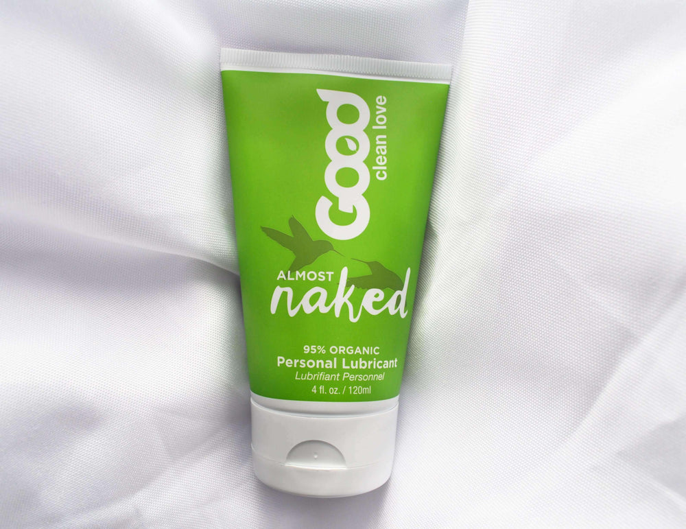 Water-Based Lubricant - Good Clean Love - The Bloomi