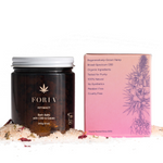 Intimacy Bath Salt with CBD and Cacao - Foria - The Bloomi