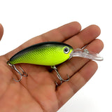 BASS Hooker Deep Diving Crankbait For Bass