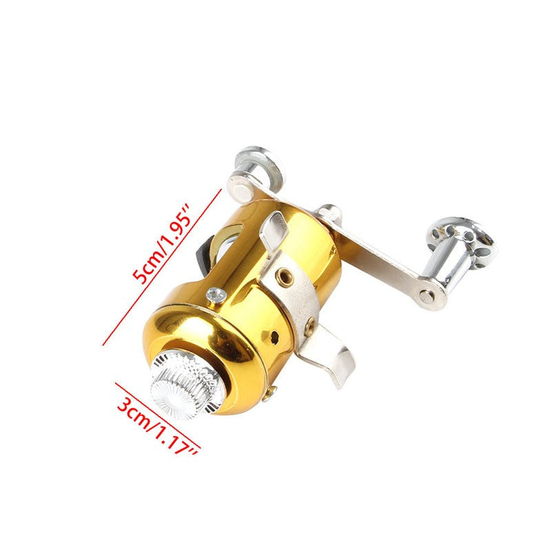 Pen Fishing Rod Extreme Fly Combo Reel