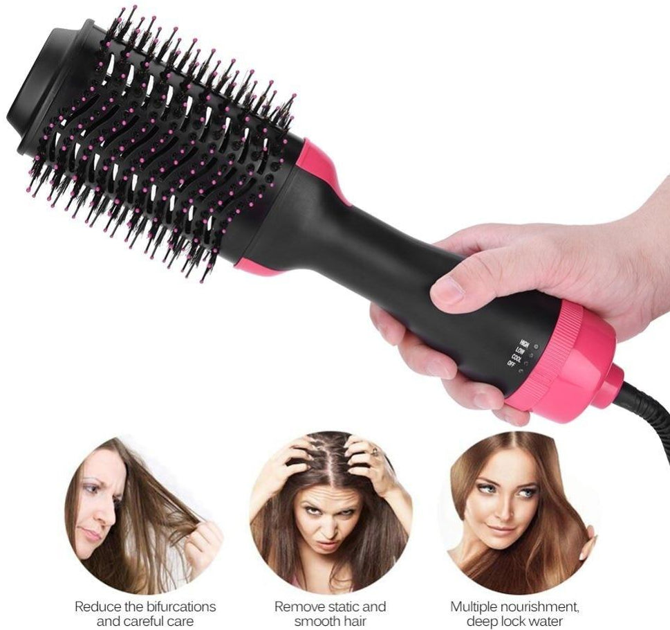 2-in-1 One Step Hair Drying Volumizer