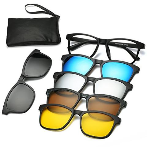 Ralferty™ Premium Magnetic Clip Sunglasses