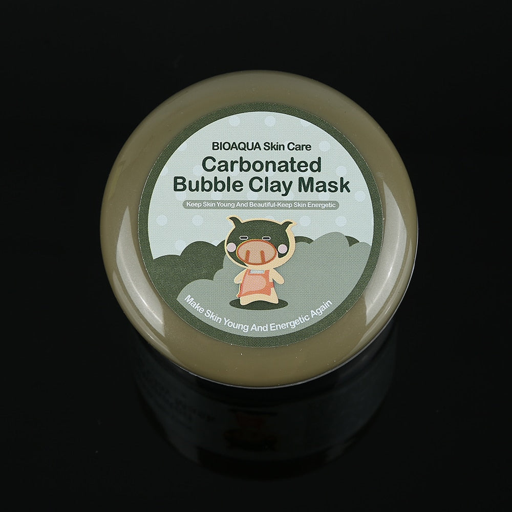 BIOAQUA™️ Skin Care Carbonated Bubble Clay Mask